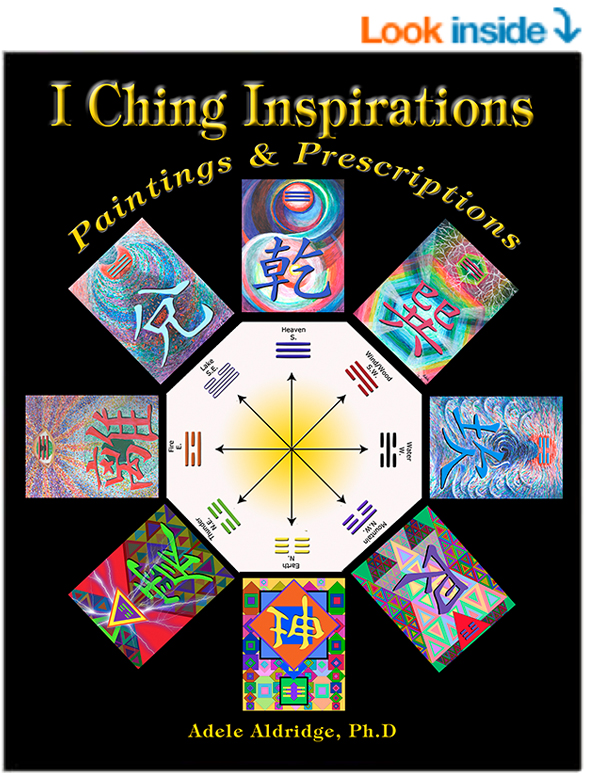I Ching Inspirations book cover